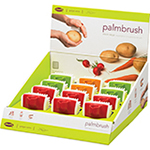 Palm Brush 12 pc CDU