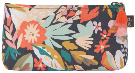 Superbloom Pencil and Cosmetic Bag
