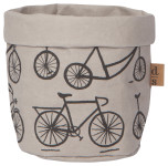 Wild Riders Small Paper Basket