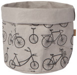 Wild Riders Large Paper Basket
