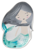 Trinket Tray Ceramic Mermaid