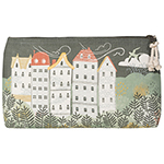 Hill & Dale Large Cosmetic Bag