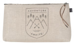 Adventure Awaits Large Cosmetic Bag