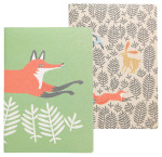 Hill & Dale Notebooks <br> Set of 2
