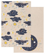 Cosmic Dishtowels <br> Set of 2