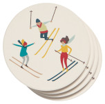 Alpine Soak Up Coaster Set of 4