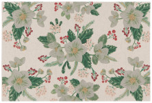 Winterblossom Printed Placemat