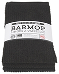 Black Barmops <br> Set of 3