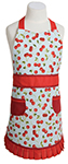 Cherries Sally Apron