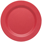 Side Plate Ecologie Red
