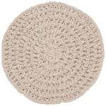 Knotted Placemat Natural