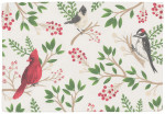 Winter Birds Placemat
