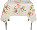Goldenbloom Tablecloth <br> 60 x 60 inch