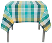 Field Day Tablecloth <br> 60 x 60 inch