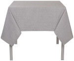 Luster Silver Tablecloth <br> 60 x 120 inch
