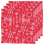 Yuletide Napkins <br> Set of 4