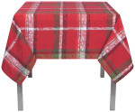 Festive Forest Tablecloth <br> 60 x 120 inch