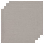 Cobblestone Renew Napkins <br> Set of 4