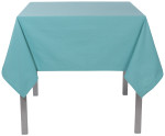 Turquoise Renew Tablecloth <br> 55 x 55 inch