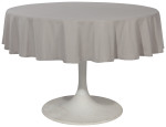 Cobblestone Renew Tablecloth - 60 inch round