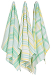 Spring Meadow Jumbo Dishtowels <br> Set of 3