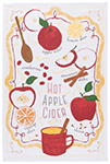 Hot Apple Cider Dishtowel