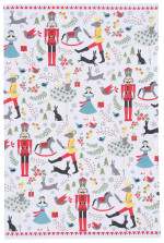 Nutcracker Dishtowel