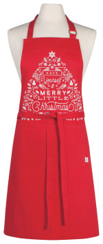 Merry Little Christmas Apron