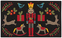 Nutcracker Doormat