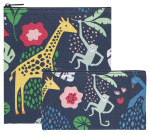 Wild Bunch Snack Bags <br> Set of 2
