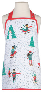 Snow Much Fun Kid's Apron