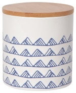 Summit Stoneware Canister Medium