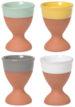 Teracotta Egg Cup <br> Set of 4
