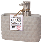 Soap Caddy Concrete Gray