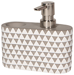 Soap Caddy Concrete Triangle Check