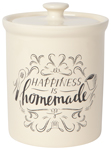 Homemade Happiness Vintage Canister