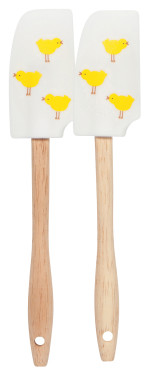 Farmhouse Mini Spatulas <br> Set of 2