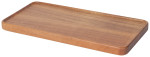 Acacia Wood Small Serving Tray