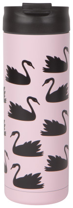 Mug Travel Swan Lake