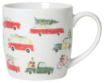 Holiday Cars Mug