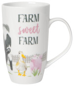 Farmhouse Porcelain Mug 20oz