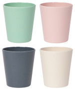 Tranquil Ecologie Cups <br> Set of 4