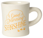 Good Morning Sunshine Diner Mug