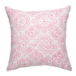 Batik Honeysuckle Cushion Cover <br> 17x17