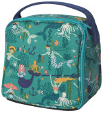 Mermaids Lets Do Lunch Bag