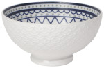 Circlet Embossed Bowl Cereal 6inch