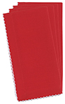 Crimson Saanvi Napkins <br> Set of 4