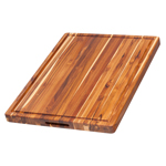 Traditional Carving Board <br> Hand Grip & Juice Canal 24x18x1.5