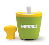 Zoku Single Quick Pop Maker Green