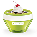 Zoku Green Ice Cream Maker